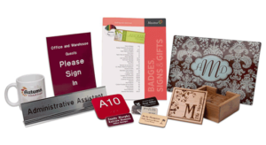 Badges, Signs, & Gift Items